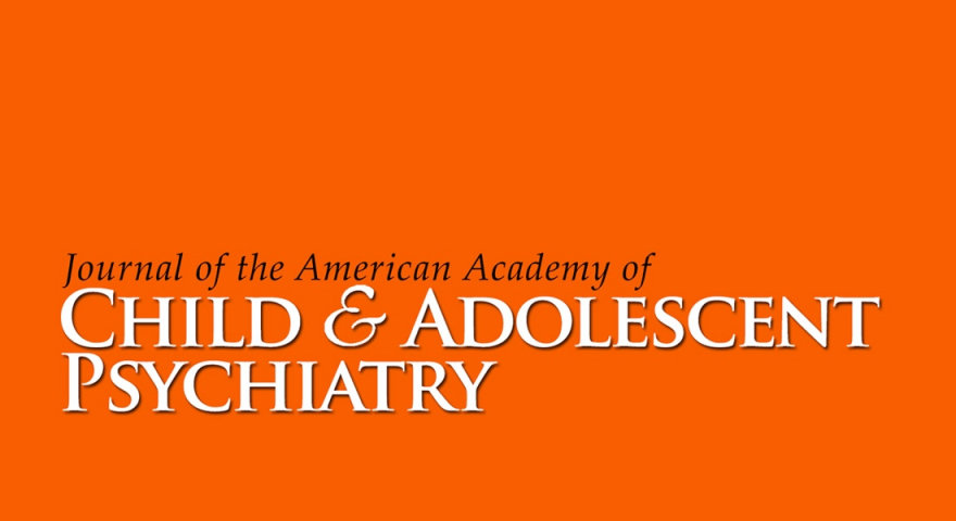 Journal american academy child adolescent psychiatry